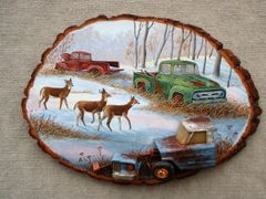 Cars/trucks (Sold/Large/$195)