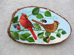 Cardinal (sold/med/$95)