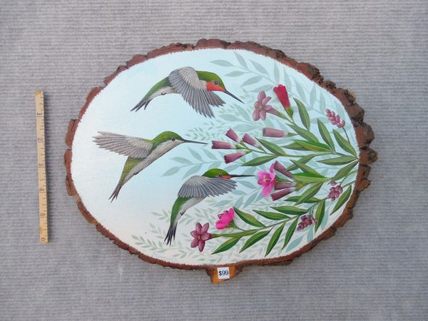 Hummingbirds (medium)