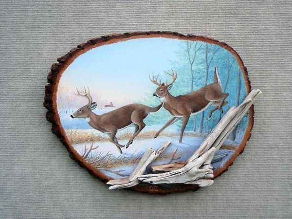 Deer (sold/med./$115