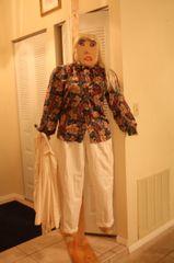 SAUSHA- IN A 3-PC WHITE PANTS SET