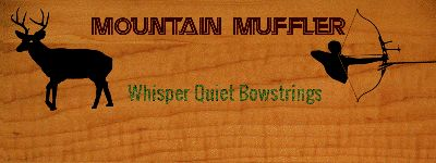 Mountain Muffler Bowstrings