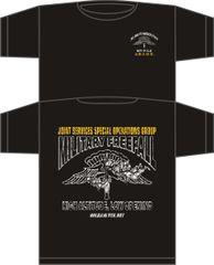 Halo jumper T-Shirt Black Classic