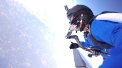 Alberto Spinelli HALO Reserved High Altitude jump on September 16th, 2019