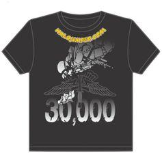 NEW! Contemporary Black HALO T-Shirt