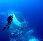 Oriskany HALO Jump & Dive solo slot