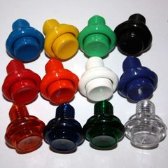 "A-16883-x Flipper Button 1"" - Choose Colour"
