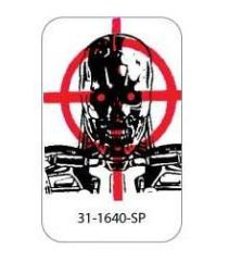 31-2640 Single Drop Target Decal