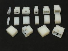 "Housing for 0.062"" Crimp Pins - Choose size"