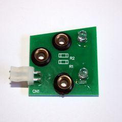 515-0173-00 Sega/Stern Double Opto Transmitter PCB