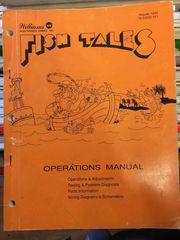 Fish Tales Operations Manual - Original Used