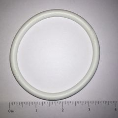 White Rubber Ring 3-1/2""""