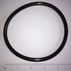 Black Rubber Ring 4""