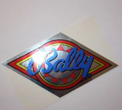 Bally Coin Door Sticker