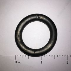Black Rubber Ring 1""