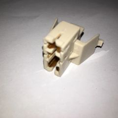 077-5216-00 Stern Snap In Lamp Holder Beige with Diode