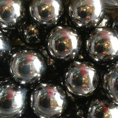 Chrome Steel Pinball - Box of 50 Save 10%