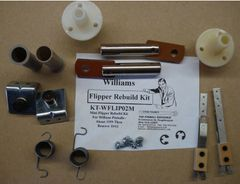 Flipper Rebuild Mini Kit Williams 1959 - 10/61 Reserve WFLIP02M
