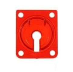 "03-9101-9 Eject Shield Red 3/16"" holes"