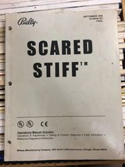 Scared Stiff Operations Manual - Original Used