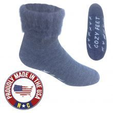 Cozy Fuzzy Alpaca Socks