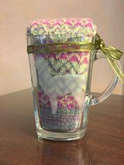 Alpaca Socks in Mug Gift