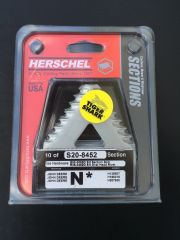 Herschel Tiger Shark S20-8452 fits JD 200 & 900 Series Headers Package of 10
