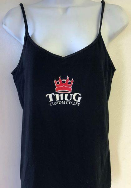 THUG Tank Top Black