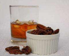 Bourbon & Bacon Pecans
