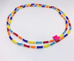 Mixed Color Waistbeads