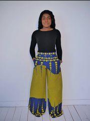 Ankara Pants