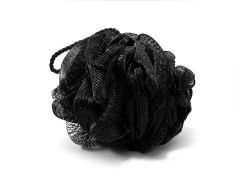 Scented Studio Black Shower Loofah