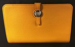 Yellow Designer Inspired Clutch Purse