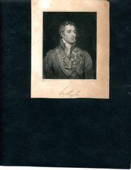 DUKE OF WELLINGTON HANDWRITTEN LETTER SIGNED JAN. 5TH 1820 TO MILITARY FRIEND