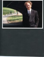 ART GARFUNKEL SIGNED PHOTO 6 X 8 COLOR PORTRAIT