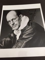 FRANK OZ SIGNED PHOTO PUPPETEER THE MUPPETS, SESAME STREET, STAR WAR YODA