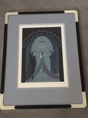 """ERTE HAND-SIGNED SERIGRAPH OF """"LOVERS AND IDOL"""" 1980"""