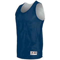 SLTB REVERSIBLE PRACTICE JERSEY WITH LOGO ON NAVY SIDE ONLY