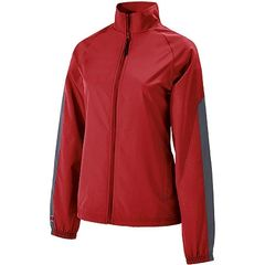 STEALTH LADIES BIONIC JACKET WITH EMBROIDERED LOGO
