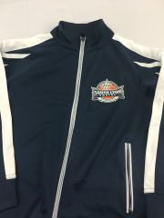 SLTB YOUTH FLUX WARM UP JACKET WITH LOGO
