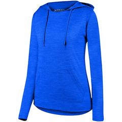 SLTB LADIES SHADOW TONAL HOODIE WITH LOGO