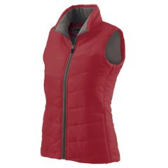WL WOMEN'S HOLLOWAY ADMIRE VEST