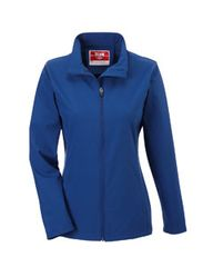 KV CHAMBER LADIES SOFT SHELL JACKET WITH EMBROIDERED LOGO
