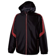 FIREBIRDS CHARGER JACKET WITH EMBROIDERED LOGO ON BACK