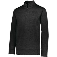 FIREBIRDS STOKED TONAL 1/4 ZIP PULLOVER WITH EMBROIDERED LOGO