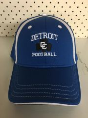 CC FOOTBALL FLEXFIT BASEBALL CAP WITH EMBROIDERY