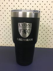 LYON FC POLAR CUP WITH LOGO
