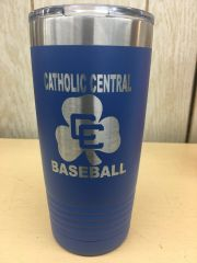 CC POLAR CAMEL 20 OZ TUMBLER WITH CC LOGO ENGRAVED