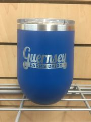 GUERNSEY 12 OZ STEMLESS WINE GLASS