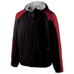 WL HOLLOWAY HOMEFIELD JACKET WITH EMBROIDERED LOGO